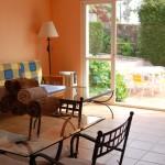 Salón-cocina-comedor de Casa do Covelo (Rías Baixas)
