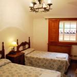 Habitación 2 de La Casa de Don Alfonso en Cerdedo, Pontevedra