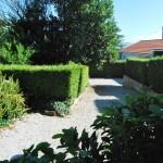 Jardín de Casa do Caeiro