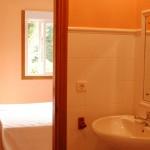 Baño de la habitación de matrimonio de Casa do Covelo (Poio)