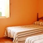 Habitación 3 de la Casa de Tambo en Samieira, Pontevedra