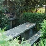 Barbacoa de piedra de la Casa de Tambo en Poio