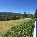 Piscina de La Casa de Don Alfonso en Cerdedo, Pontevedra