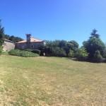 Finca de La Casa de Don Alfonso en Cerdedo, Pontevedra