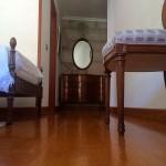 Detalle de la habitación 4 de La Casa de Don Alfonso