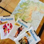 Detalle de información turística sobre las Rías Baixas